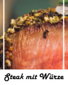 Steak mit Würze HCG Diat Rezepte